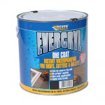 Everbuild Evercryl One Coat Grey 2.5kg