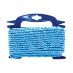 Faithfull Blue Poly Rope 6mm 20m