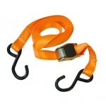 Faithfull Cam Buckle Tie Down 5M X 1in Bs 900Lb