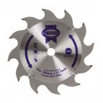 Faithfull Circular Saw Blade TCT 180 x 16 x 12 Tooth