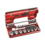 Facom 12 Point Socket Set 3/8in Drive
