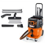 Fein Dustex 35MX-AC M-Class Dust Extractor + Cleaning Kit 240v