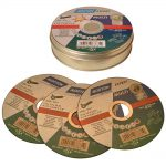 Flexovit Multi Purpose Discs 115 x 1 x 22.0 Pack of 10