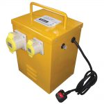 Faithfull FPPTRANHEAT 3KVA Continuous Rate Heater Transformer
