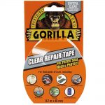 Gorilla GRGCLTAPE48 48mm x 8.2m Clear Repair Gorilla Tape