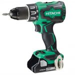 Hitachi DV18DBFL2 18v Combi Drill 3.0Ah Li-Ion Kit