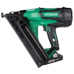 Hitachi HITNT1865DBA 15G Angled Finish Nailer 18 Volt 2 x 3.0Ah
