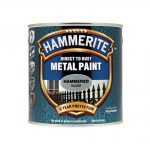 Hammerite Direct to Rust Hammered Finish Silver 2.5 Litre