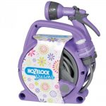 Hozelock Seasons Pico Reel + Spray Gun Purple