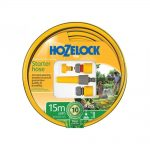 Hozelock Maxi Plus Garden Hose Starter Set 15 Metre 12.5mm Diameter