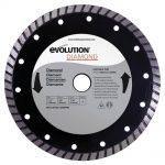 Evolution RAGE 185mm Diamond Circular Saw Blade