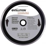 Evolution RAGE 255mm Diamond Circular Saw Blade