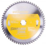 Evolution Raptor Blade 355 x 25.4 x 90t Stainless Steel Cutting