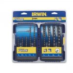 Irwin Joran Speedhammer Plus Drillbit Set 9 Piece