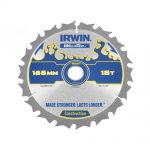 Irwin 1897392 Weldtec 165mm Circular Saw Blade 18T