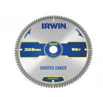 Irwin Construction Circular Saw Blade 305 x 30mm x 96T ATBNeg M