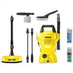 Karcher K2 Compact Car & Home Pressure Washer 240v