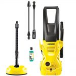 Karcher K2 Home Pressure Washer 240v