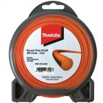 Makita Nylon Line Round Trim Plus 2.4mm x 15m