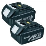 Makita BL1830X2 18v LXT 3.0Ah Li-Ion Battery (Pack 2)