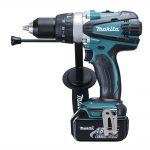 Makita DHP458RF1J 18v LXT Combi Drill 3.0Ah Kit