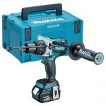 Makita DHP481RT1J 18v LXT Brushless Combi Drill 5.0Ah Kit