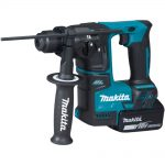Makita DHR171RMJ 18v LXT BLess SDS-Plus Hammer Drill 4.0Ah Kit