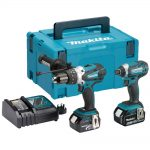 Makita DLX2145TJ 18v LXT Twin Pack 5.0Ah Kit