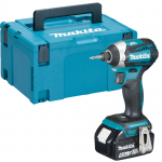 Makita DTD154RT1J 18v LXT Brushless Impact Driver 5.0Ah Kit