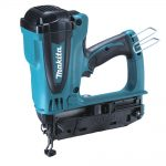 Makita GF600SE 7.2v 2nd Fix Gas Finishing Nailer Kit