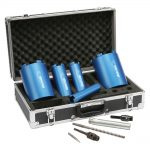 Makita P-74712 5pc Diamond Core Drilling Kit