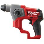 Milwaukee M12 Fuel CH-0C SDS Hammer 12 Volt Bare Unit