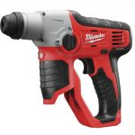 Milwaukee M12 Compact Cordless SDS 2 Mode Hammer 12v Naked