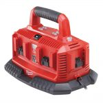Milwaukee M18 M1418 C6 18 Volt Multibay Charger 110 Volt