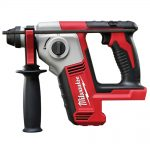 Milwaukee M18 BH-0 18 Volt 2 Mode SDS Hammer Bare Unit