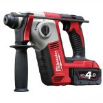 Milwaukee M18 BH-402C 2 Mode SDS Hammer 18 Volt 2 x 4.0Ah Li-Ion