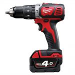 Milwaukee M18BDP-402C 18v Combi Drill 4.0Ah Kit