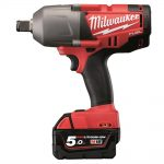 Milwaukee M18CHIW-502X 18v FUEL 3/4in Friction Ring Impact Wrench 5.0Ah Kit