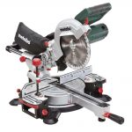 Metabo KGS-216M 240v 216mm Sliding Mitre Saw with Laser