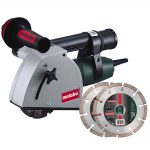 Metabo MFE 30 20 Diamond Wall Chaser 1400 Watt 240 Volt
