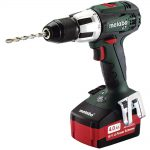 Metabo SB18LT4 18v Combi Drill 4.0Ah Kit