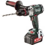 Metabo SB18LTX4 18v Combi Drill 4.0Ah Kit