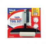 Polycell SmoothOver Tool Set Roller Spreader