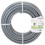 Rehau REH097776 20 Metre 12.5mm (1/2in) Diameter Eco Grey Hose