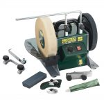 Record Power WG250 200mm Wet Stone Grinder 160 Watt 240 Volt
