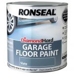 Ronseal Diamond Hard Garage Floor Paint SBlue 5 Litre