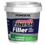 Ronseal Smooth Finish Exterior Multi Purpose Ready Mix Filler Tub 1.2 kg