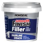 Ronseal Smooth Finish Hairline Crack Filler 600 g