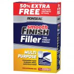 Ronseal Smooth Finish Multi Purpose Powder Filler 500g + 50 Percent