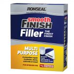 Ronseal Smooth Finish Multi Purpose Interior Wall Powder Filler 2 kg
